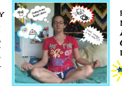 Confessions of a recovering perfectionist 2: trying to find my inner balance