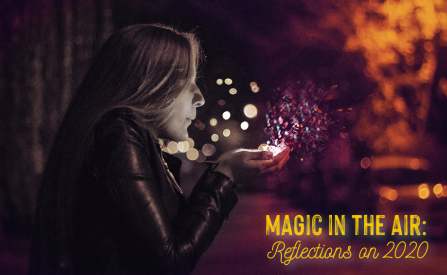 There's MAGIC in the air. Can you feel it?